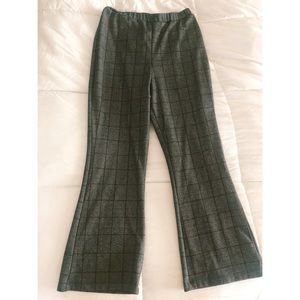 Wild Fable Cropped Checkered Pants